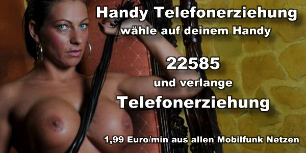 Domina Telefonsex ohne 0900 Nummer