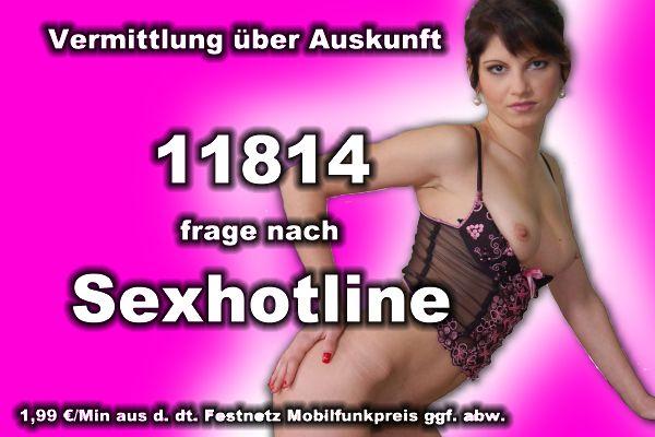 Sexhotline Telefonsex ohne 0900 Nummer